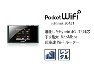 PocketWiFi 304ZT